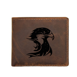Russian Oil Double Eagle Red International Standard Size Passport Cover Built In Rfid Blocking Protect Personal Information Card & Id Holders