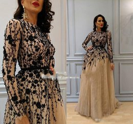 Black Formal Maternity Dress