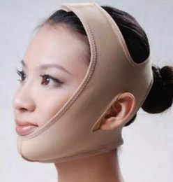NOUVELLE ARRIVÉE Marketing Soins du visage Bandage Soins de la peau Forme et ascenseur Ceinture Réduire Double menton Masque Visage Thining Band tanwc ? partir de fabricateur