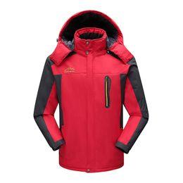 Максимальная одежда онлайн-Открытый водонепроницаемый SoftShell куртка охота ветровка Лыжное пальто пешие прогулки дождь кемпинг рыбалка тактическая одежда мужчины Туризм Отдых на природе