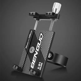 Bicicletas de pára-brisa on-line-Titular suporte de suporte de telefone da bicicleta da bicicleta clipe guidão titular do telefone pára-brisa do carro para iphone x samsung s9 s8 horda
