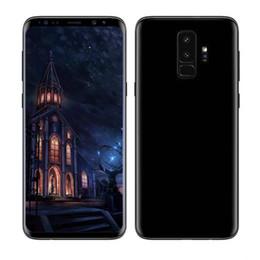 Wholesale Chinese Wholesale Smartphones - ERQIYU Goophone S9+ S9 plus 6.2inch full screen Smartphones shown 4G LTE 4G RAM 8GB 16GB 128GB ROM Unlocked Cell phones