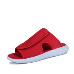Wholesale Canvas Beach Shoes For Men - 2018 New Summer Sandals Men Shoes Fashion Summer Man Beach Slippers for Men Male Flip Flops Shoes Men Zapatos Hombre Terlik