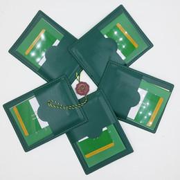 homens originais relógios de marca Desconto Luxo Mens Watch Certificado Marca Verde Relógios Originais Cartas de Rolex para Homens Relógios 116610 Frete grátis