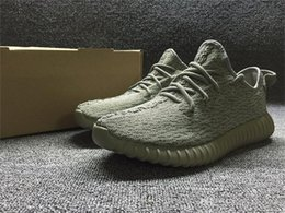 Wholesale Snow Supplies - Boost 350 Moonrock Sports Shoes AQ2660 Running Shoes Men Women Shoe Kanye Milan 350 Boost Hot Sale Kanye Milan Boost Supply