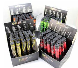 En gros ShiSha Temps E Narguilé 500 Souffle Pipes Pen Stylo Cigarette Électronique Baguettes Bâtons Shisha Narguilé jetable e ? partir de fabricateur