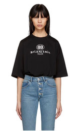 Wholesale High Bb - 2018 Summer Streetwear Paris Fan Made Fashion Men High Quality Broken Hole SINNER Letter printing Cotton BB Tshirt Casual Women Tee T-shirt