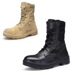 2018 vintage schnürstiefel Neue Mode Herren Vintage Schuhe High Top Lace Up  Desert Boots Pumpen Casual 5b3952337c