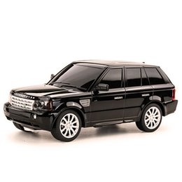 Wholesale Retail Ready - Licensed RC Car 1:24 4CH Remote Control Coches Machines On The Radio Controlled Lit Lights Range Rover Sport No Retail Box 30300