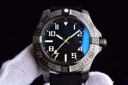 Wholesale Eta Movement Watches - 5 Color Top Quality Watch GF Factory swimming artifact Classic 43mm A17331 Super Avenger Swiss ETA 2824 Movement Automatic Mens Watches