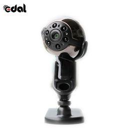 Wholesale Video Vcr - EDAL SQ9 Mini Camera VCR Mini DV HD 1080P 720P 360 Degree Rotation Digital Camera Voice Video Recorder DVR Infrared Night Vision