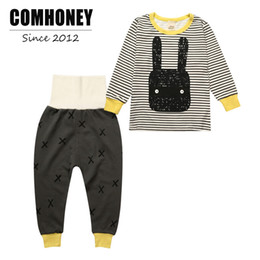 e86896acf1 bebe boy suit Coupons - Girls Pajamas Set Cat Rabbit Bunny Baby Boy  Sleepwear Cotton Bebe