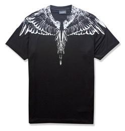 Argentina Hombres Mujeres Camisetas de verano Diseño de plumas Cool Tees negros Tops Ropa masculina cheap cool design clothes Suministro