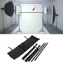 2019 фоновые стенды 2*2M Photo Background Backdrop Support Stand Kit For Photography дешево фоновые стенды