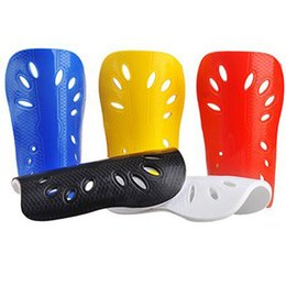 1 Paire Doux Léger Football Shin Pads Football Guards Supporters Sport Jambe Protecteur Pour Enfants Adulte Vêtement De Protection Shin Guard ? partir de fabricateur