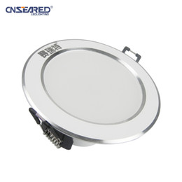 Wholesale 3w Power Led Driver - Dimmable non-dimmable AC85-265V 3W 5W 9W 12W embedded integration exquisite led ceiling light downlight spotlight with power drivers