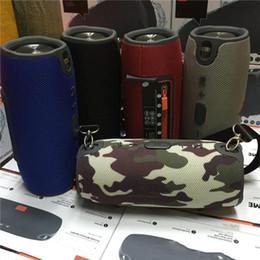 2019 haut-parleur bluetooth gros son Haut-parleur Bluetooth avec haut-parleur d'extrêmes graves portable Haut-parleurs stéréo sans fil avec lecteur MP3 et lecteur de musique MP3 Large Loud Sound promotion haut-parleur bluetooth gros son