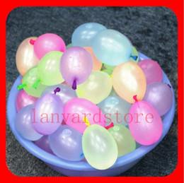 111 globos Rebajas Rápida inyección de agua globo bomba de agua bomba de inyección rápida playa de verano deportes martillo de agua batalla al por mayor mezcla de color 111 unids