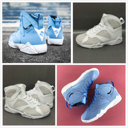 Wholesale Bobcat Fabric - ALL sneaker 7 men's basketball shoes Bordeaux Champagne Olympic sneaker 7s Bobcats Tinker Alternate discount sports shoes for man online