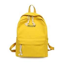 girls campus backpacks Coupons - 2018 New Korean Harajuku ulzzang High  School Student Schoolbag Female Campus 904d15c2a6