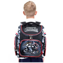 Wholesale Stereoscopic Bag - BAIJIAWEI 2017 3D Stereoscopic Design Kids Backpack Primary School Waterproof Backpacks For Boys Girls High Quality School Bags