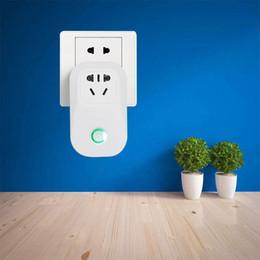 módulos de fonte de alimentação Desconto Melhor Sonoff S20 WIFI Interruptor do Soquete AU Plug Power Supply Timing para Smart Home Automation Módulo 10A 90-250 V 220 V