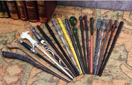Canada 18 styles Cosplay baguette magique Harry Potter baguette magique Dumbledore monde magique de Harry Potter La magie de Poudlard avec une boîte-cadeau Offre