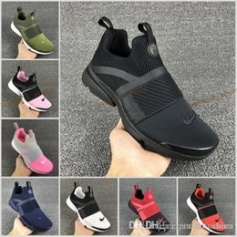Wholesale Cheap Sports Tops For Women - 2017 Top quality Airs Presto 3 Extrem GS QS BR Women Men Running Shoes for Cheap Sale Army Fashion Casual Walking Sports Sneakers Size 36-45