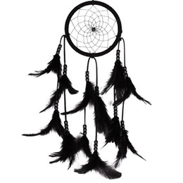 Argentina Atrapasueños hechos a mano borla de encaje Big Dream Catcher Wall Hanging Home Car Decor Craft Ornamento Regalos Blanco / Negro supplier home decor handmade car Suministro