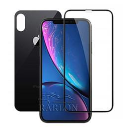 Couverture en verre trempé avant coloré Porte de la batterie arrière Adhésif Meilleur Version Film de protection d'écran Film pour iPhone XS MAX XR X 8 7 Plus ? partir de fabricateur