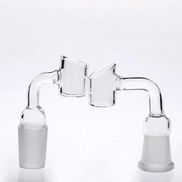 bol en verre Joint 14 mm Et 18,8 mm mâle femelle Verre Banger pour fumer les conduites d'eau bongs femelle banger seau miel livraison gratuite ? partir de fabricateur