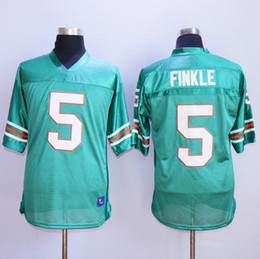 Wholesale Film Blue Ray - Men The Ace Ventura Movie Jim Carrey #5 Ray Finkle Teal Green Stitched The film Movie Jersey Football Jerseys