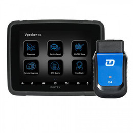 Tableta para diagnóstico online-VPECKER E4 Multi Functional Tablet Diagnostic Tool Wifi Scanner para Android