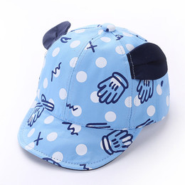 Wholesale Baby Girl Stocking Hats - Cheap New Style Baby Ball Cap Magic New Chickens Plus Warm Winter Cap Baby Hat Scarf Wool America Baby Boy Girl Hat Caps In Stock