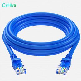 Canada Ethernet Câble 1 M 3 M 1.5 M 2 M 5 M 10 M 15 M 20 M 30 M pour Cat5e Cat5 Internet Réseau Patch LAN Câble Cordon pour PC Ordinateur LAN Réseau Cordon Offre