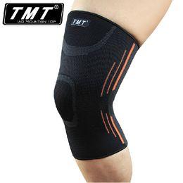 Wholesale Knee Padded Tights - Breathable Basketball Knee Pads Football Sports Kneepad High Elastic Knee Pad Tight Protective Kneelet Hx01
