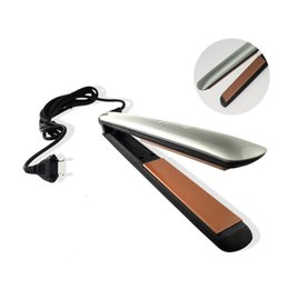 Wholesale keratin straightener - Professional Hair Straightener Keratin Therapy Digital Straightener With Smart Sensor EU US UK Plug