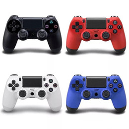 2019 hochwertiger joystick PS4 Controller High Quality Wireless Bluetooth Spiel-Controller für PS4 Controller 4 Joystick Gamepad für PS4 Konsole Großhandel 3008044 günstig hochwertiger joystick
