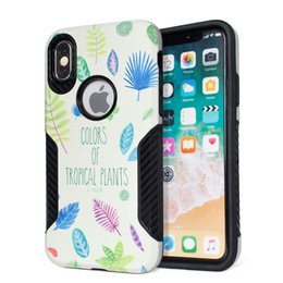 Wholesale Plastic Paint Green - Hybrid Armor Phone Case For ZTE Avid 4 MetroPcs For ZTE Blade Z Max Z982 Metropcs Painted Back Cover with opp bags C