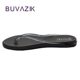 d34520b9f 2017 verão das mulheres chinelos sandálias grossas antiderrapante chinelos  de praia mulher sapatos moda clipe pés arraste grande tamanho grande 40 41