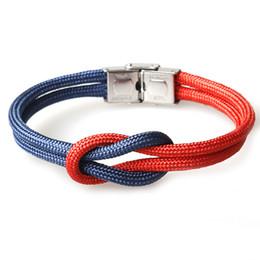 Ленточные браслеты онлайн-Нейлон браслет материал ленты мульти цвета многофункциональный эластичный браслет prmotional подарки любителей дешевые подарок браслет браслеты