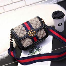 8aff33dc8d51 горячие мужские женские тела сумки на ремне сумки вещевой сумки рюкзак  пчела тигр змея мода сумки высокого качества GG1