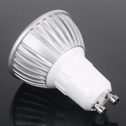 Wholesale 12v Led Mr16 - High Power Cree Led Light Bulbs E27 GU10 MR16 9W Dimmable E27 GU5.3 GU10 Led Spot lights led downlight lamps