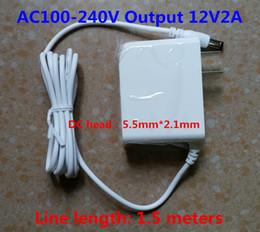 Адаптер питания Ac100v-240V конвертер адаптер DC 12 В 2A 2000mA 12V2A charger12V2A источник питания DC head5.CCTV силы маршрутизатора 5mm*2.1 mm от Поставщики различные виды