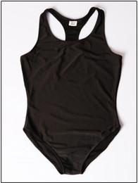 Wholesale Men S Leotard - Men Sexy One Piece Leotard Slim Sexy Siamese Swimsuit Fitness Underwear T Hip Crotch