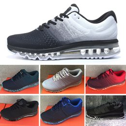 Wholesale Tennis Shoes For Cheap - Cheap Hight Quality Brand New Sports Running Shoes For Men Black White Mens Athletic jogging Tennis Shoes Grey Man Training Sneakers