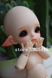 Eyes Birthday gift 1//8 Bjd Doll SD luts Tiny Delf TYLTYL ELF Free Face Make UP
