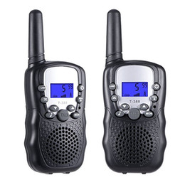 Mini Spielzeug Walkie Talkie Outdoor Kinder Interphones Tragbare Adventure Radio Transceiver Leichte Handheld Transceiver für Camping und Wandern von Fabrikanten