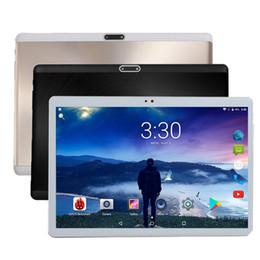 2019 телефоны с несколькими sim картами 10 inch Octa Core Multi Touch Tablets PC 3G 4G LTE Dual Sim Card Phone Call FM OTG Bluetooth WIFI Dual camera 4GB/32GB Tablet pc дешево телефоны с несколькими sim картами