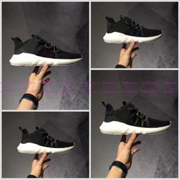 Wholesale Bait Boxes - Mesh BAIT EQT Boost Men Women EQT Support 3M Shoes Trainers Sneakers With Boxes Size US5--10 Hot Sale